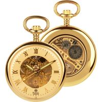 Royal London Pocket Skelett mechanisch Uhr