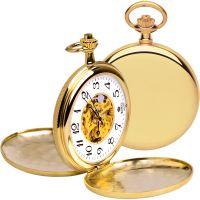 Royal London Pocket Skelett mechanisch Uhr