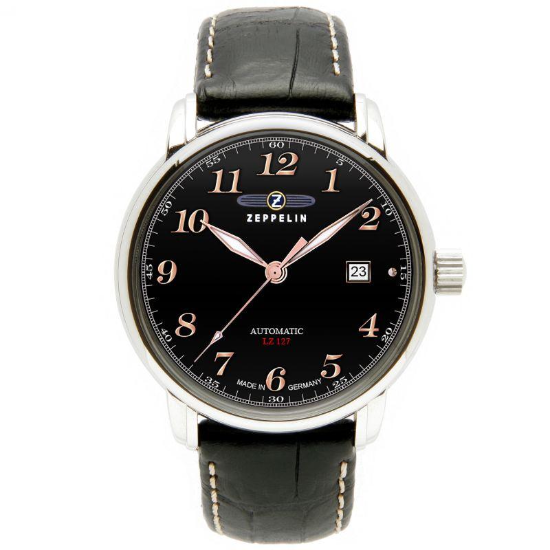 Mens Zeppelin LZ127 Graf Zeppelin Automatic Watch