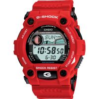 homme Casio G-Shock G-Rescue Alarm Chronograph Watch G-7900A-4ER