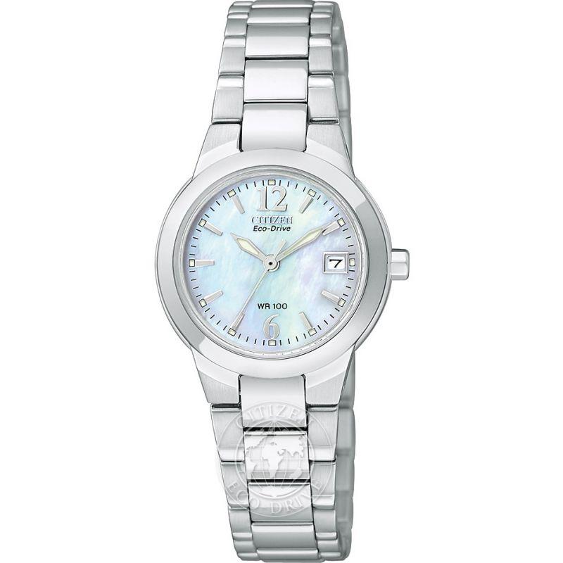 Damen Citizen Eco-Drive Watch EW1670-59D