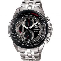 Herren Casio Edifice Chronograph Watch EF-558D-1AVEF