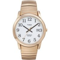 homme Timex Indiglo Easy Reader Watch T2H301