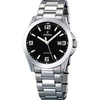Herren Festina Watch F16376/4