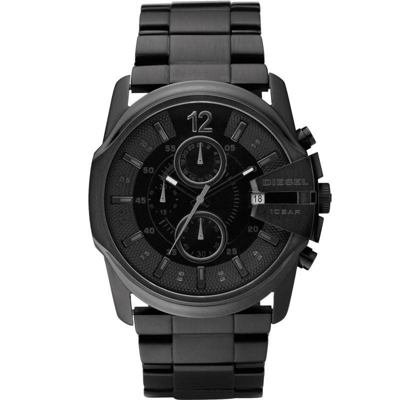 Mens Diesel Master Chief Chronograph Watch