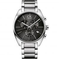 Herren Calvin Klein Exchange Chronograf Uhr