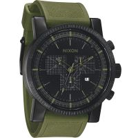 Mens Nixon The Magnacon Chronograph Watch