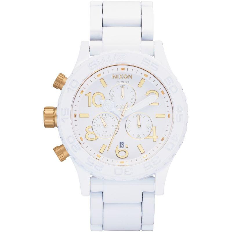 Ladies Nixon The 42-20 Chrono Chronograph Watch
