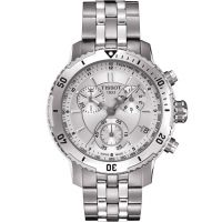 homme Tissot PRS200 Chronograph Watch T0674171103101