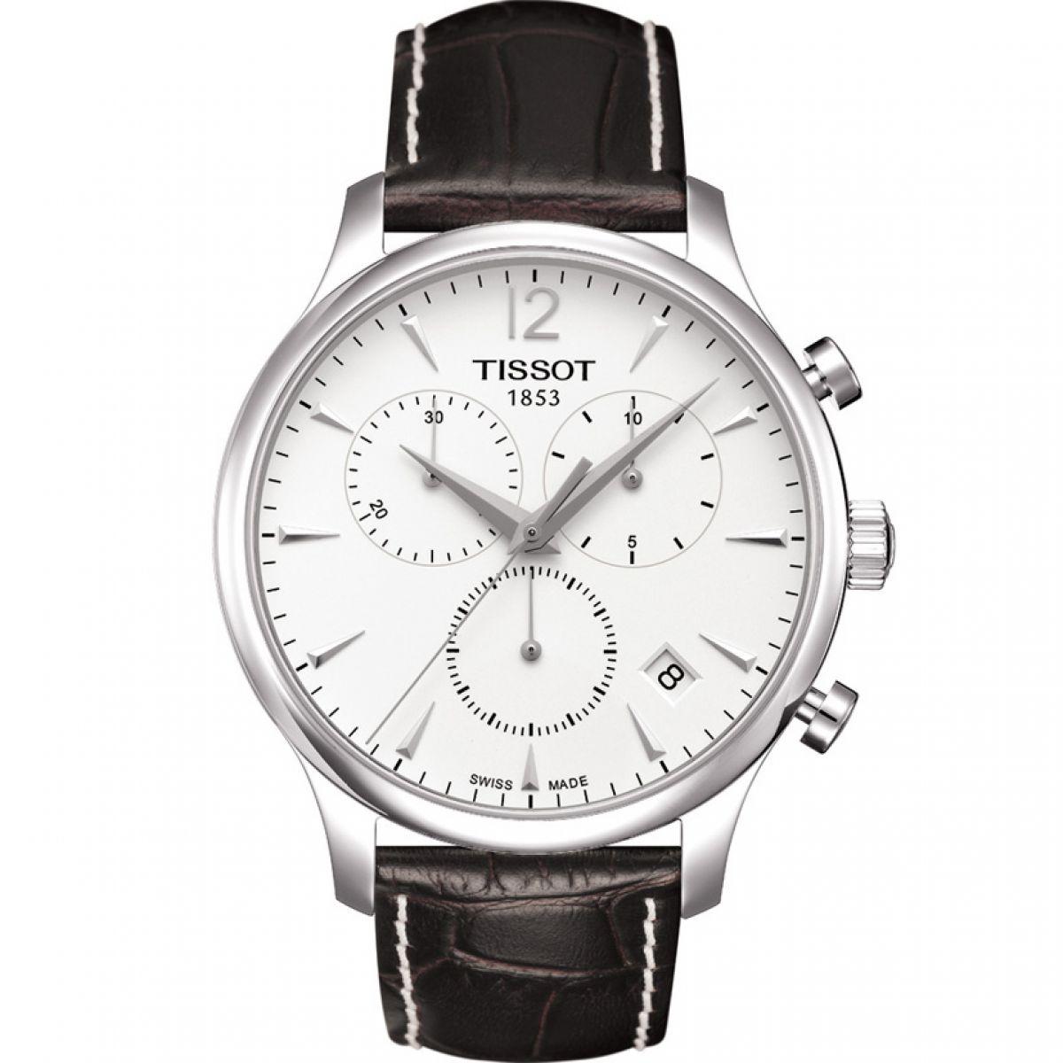 tissot chronographe