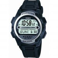 Herren Casio Sport Ausrüstung Referee Zeitmesser Wecker Chronograf Uhr