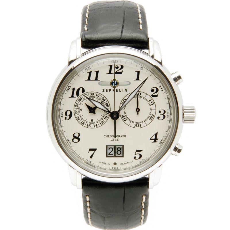 Mens Zeppelin LZ127 Chronograph Watch