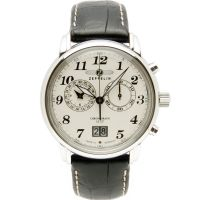 Mens Zeppelin LZ127 Chronograph Watch