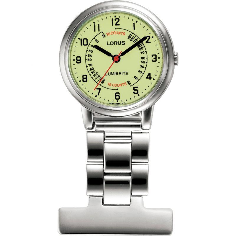 poche Lorus Nurses Fob Watch RG253CX9