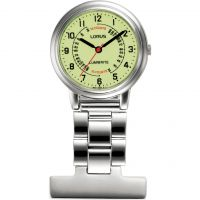 poche Lorus Nurses Fob Watch RG253CX9