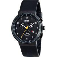 Herren Braun BN0035 Classic Chronograph Watch BN0035BKBKG