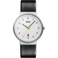 homme Braun BN0032 Classic Watch BN0032WHBKG