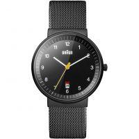 Herren Braun BN0032 Classic Watch BN0032BKBKMHG