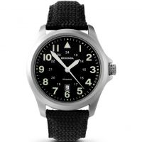 homme Sekonda Aviator Watch 3347