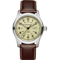 Herren Hamilton Khaki Field 42mm Watch H70555523