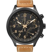 Mens Timex Indiglo Intelligent Quartz Chronograph Watch