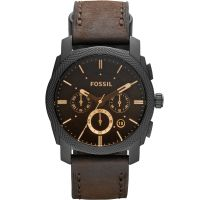 Herren Fossil Machine Chronograph Watch FS4656