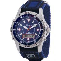 Mens Kahuna Velcro Chronograph Watch