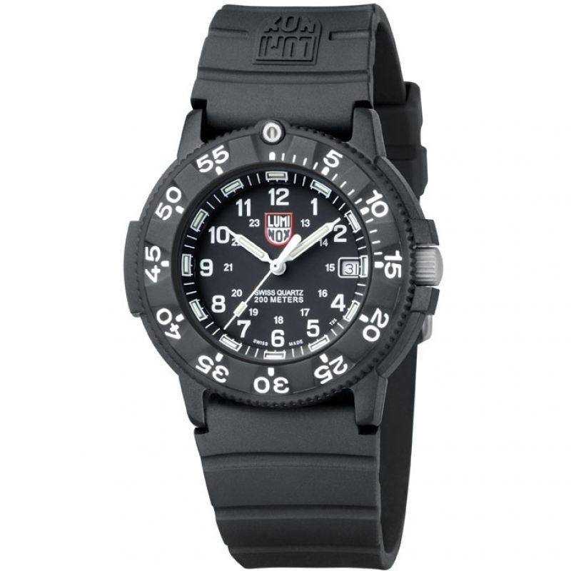Mens Luminox Original Navy Seal 3000 Series Watch