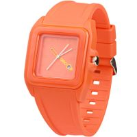 unisexe Breo Cube Orange Watch B-TI-CUB1