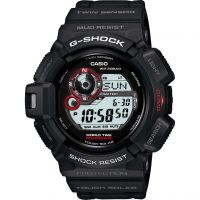 homme Casio G-Shock Mudman Alarm Chronograph Tough Solar Watch G-9300-1ER