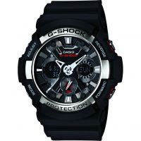 Herren Casio G-Shock Alarm Chronograph Watch GA-200-1AER