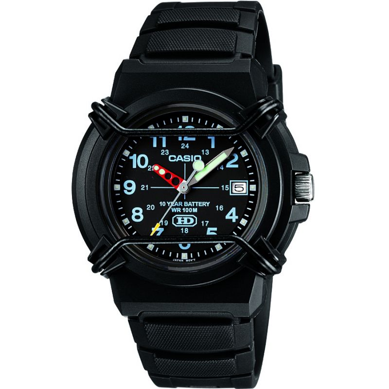Herren Casio Heavy Duty Watch HDA-600B-1BVEF