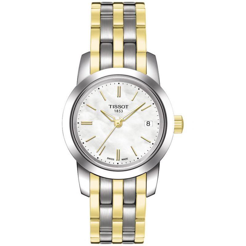 Damen Tissot Classic Dream Watch T0332102211100