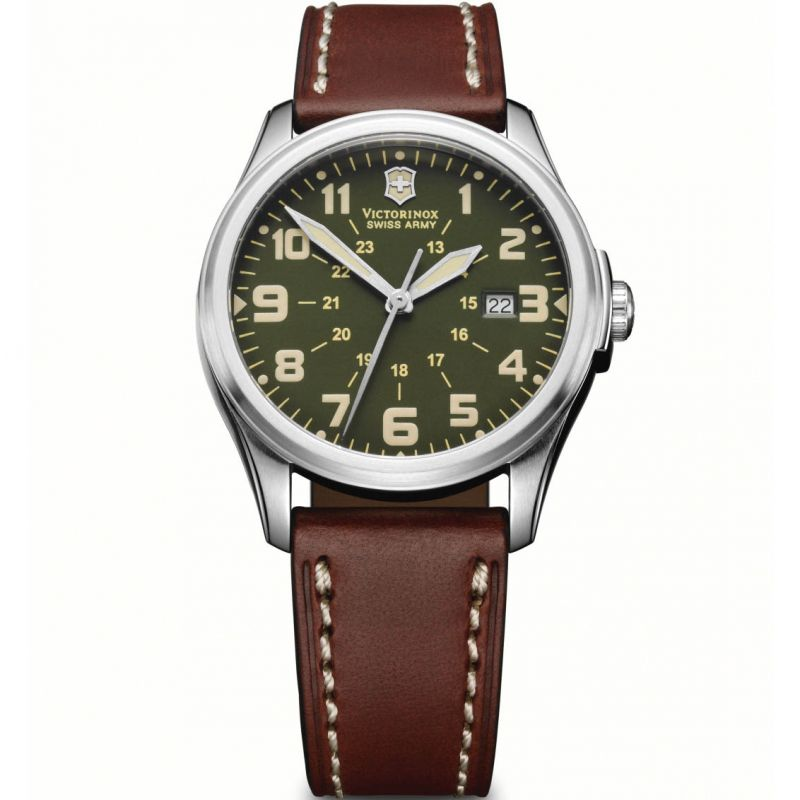 Mens Victorinox Swiss Army Infantry Vintage Watch
