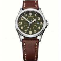 Herren Victorinox Schweizer Militär Infantry Vintage Uhr