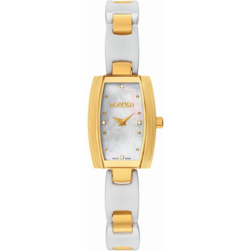 Ladies Roamer Ceraline Bijoux BoxSet Watch