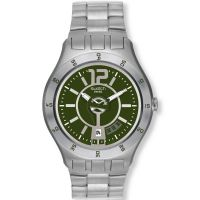 Herren Swatch In A Green Mode Watch YTS407G