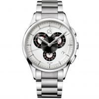 Mens Calvin Klein Basic Chronograph Watch