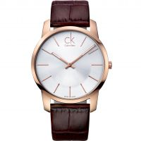 Mens Calvin Klein City Watch