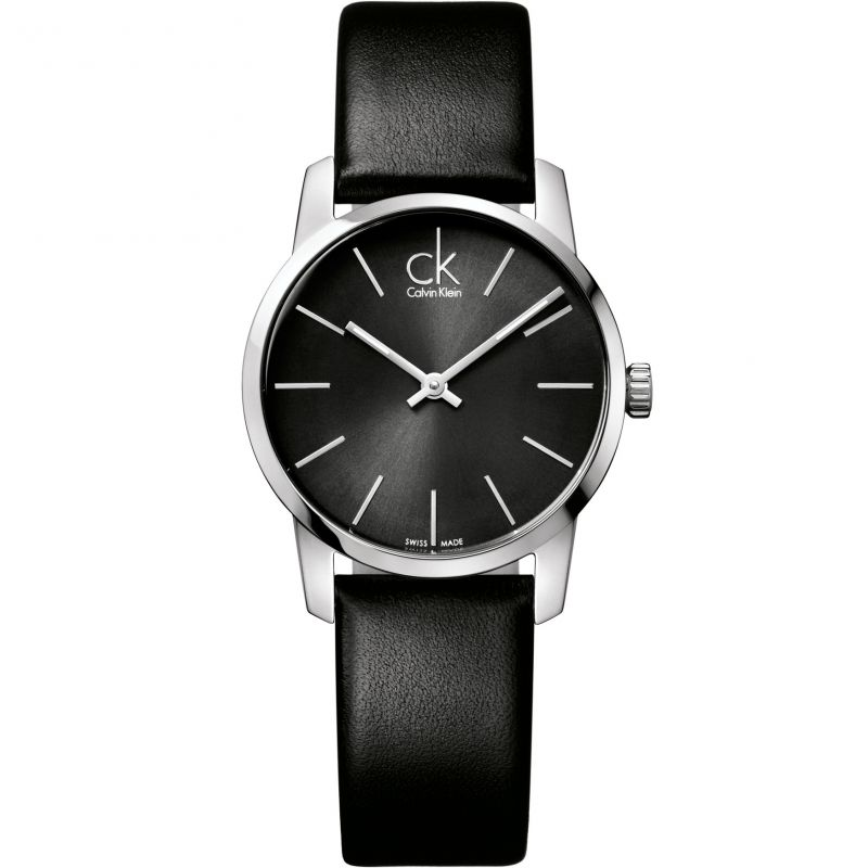 Ladies Calvin Klein City Watch