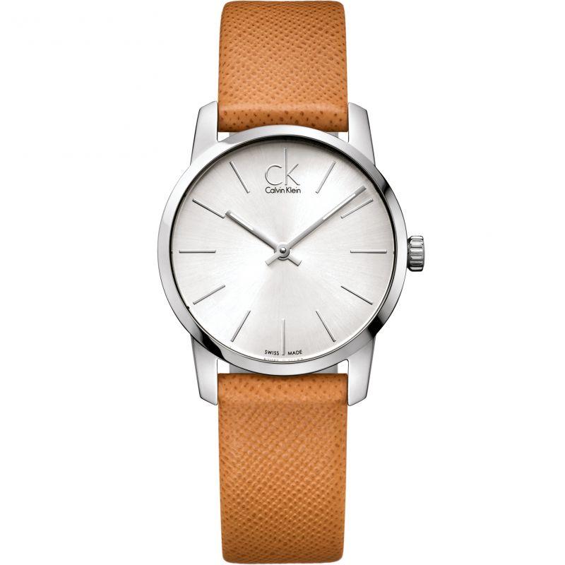 Damen Calvin Klein City Watch K2G23120