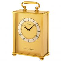 Seiko Clocks Chiming Carriage Clock