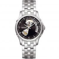 Herren Hamilton Jazzmaster Open Heart Watch H32565135