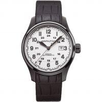 Herren Hamilton Khaki Field Automatik Uhr