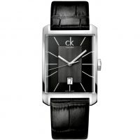 Mens Calvin Klein Window Watch