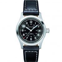 Herren Hamilton Khaki Field 38mm Automatik Uhr