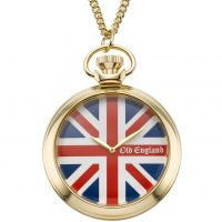 Unisex Old England neu Anhänger Uhr