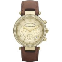 Damen Michael Kors Parker Chronograph Watch MK2249