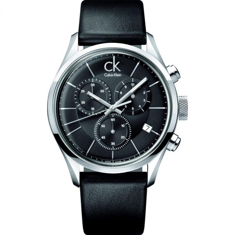 Mens Calvin Klein Masculine Chronograph Watch