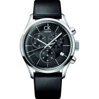 homme Calvin Klein Masculine Chronograph Watch K2H27102